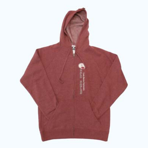 Image For Full Zip Hooded Sweatshirt