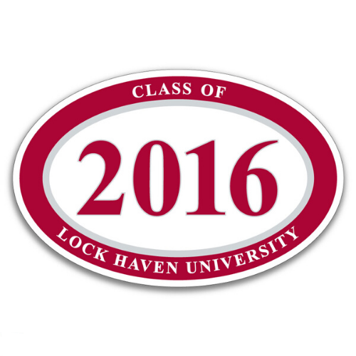 Image For Class of 2016 Decal