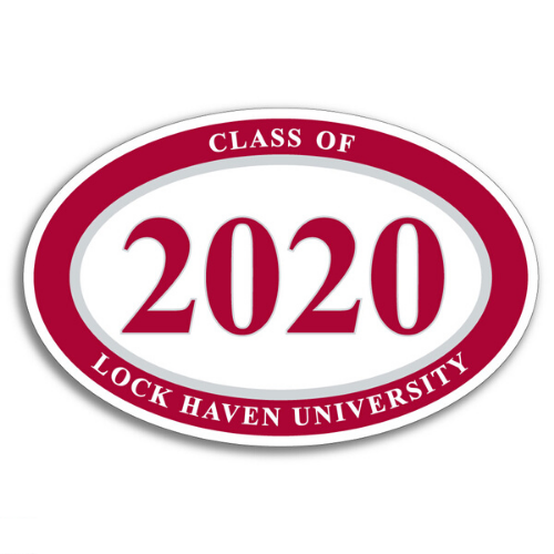 Image For Class of 2020 Decal