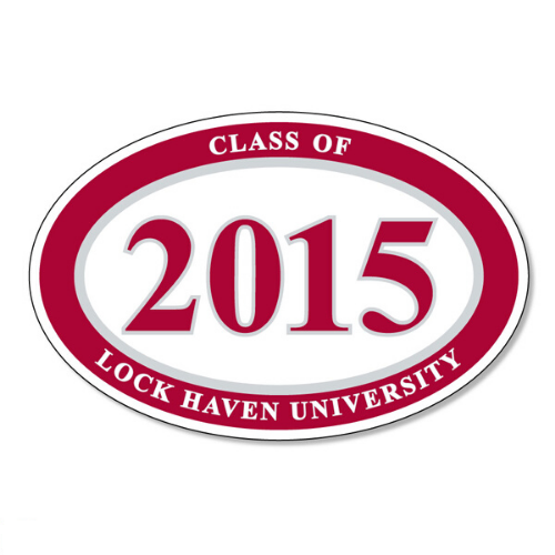 Image For Class of 2015 Decal