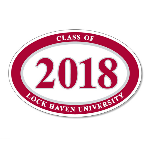 Image For Class of 2018 Decal