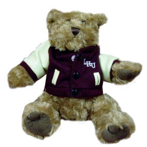 Image For Varsity Jacket Chelsea Bear