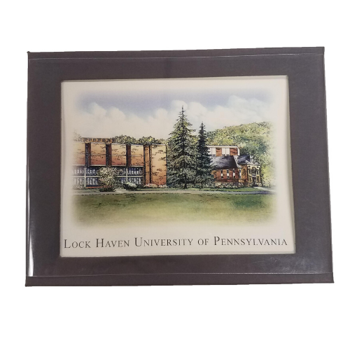 Image For Lock Haven University Note Cards