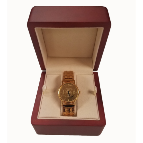 Image For Gents Gold Tone Watch