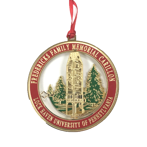 Image For Fredericks Family Memorial Carillon Ornament