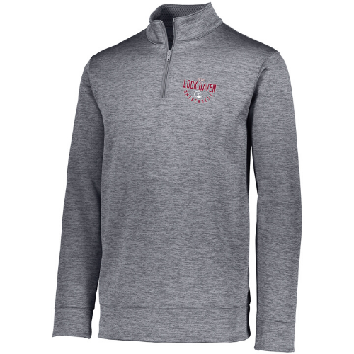 Image For Poly 1/4 Zip Fleece