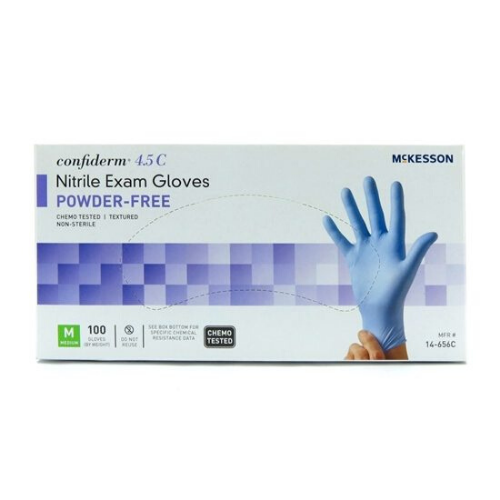 Cover Image For Nitrile Gloves
