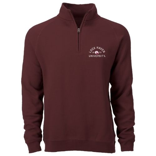 Image For 1/4 Zip Sweatshirt - Additional Color Available